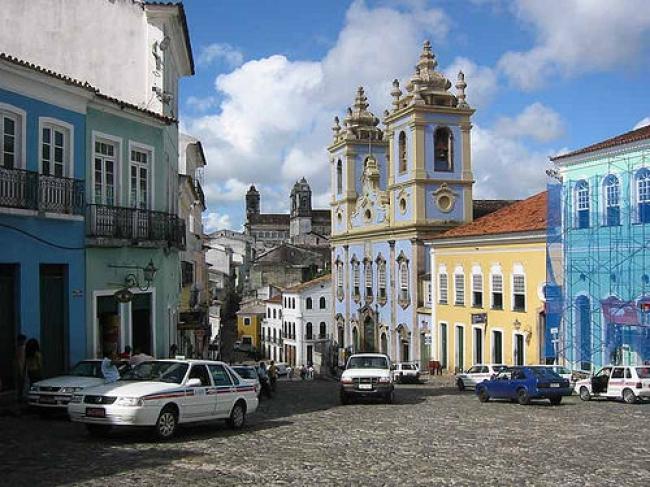 a Salvador de Bahia desde Cordoba. Viajes a Brasil - Salvador de Bahía /  - Buteler Viajes