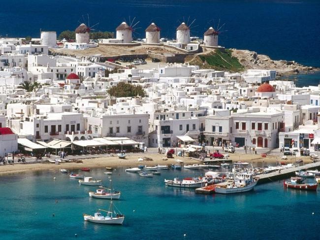 A GRECIA Y TURQUIA DESDE CORDOBA. VIAJES A EUROPA - Atenas / Creta (Isla) / Mykonos / Patmos / Rodas / Santorini (Isla) / Ankara / Capadocia / Estambul / Konya / Kusadasi / Pamukkale /  - Buteler Viajes