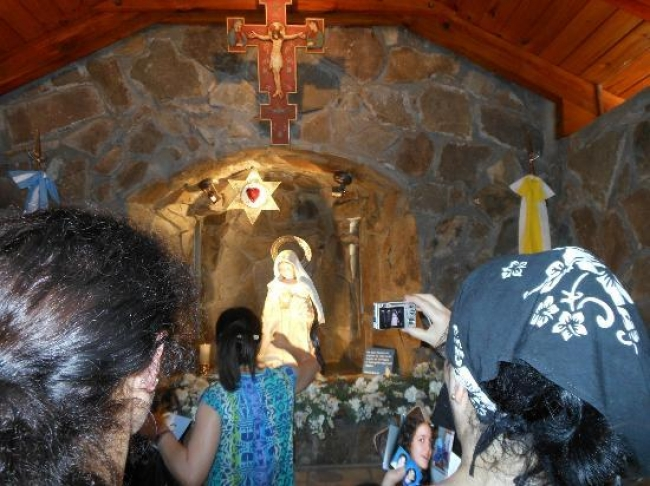 VIAJE A LA VIRGEN DE LOS 3 CERRITOS SALTA DESDE CORDOBA - Buteler Viajes