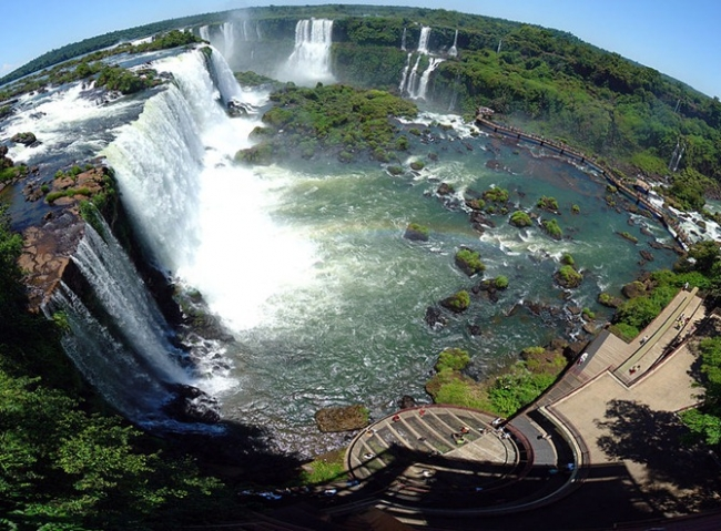 A CATARATAS DEL IGUAZU - BONITO- MATO GROSSO  - Puerto Iguazú - Misiones / Foz do Iguacu /  - Buteler Viajes