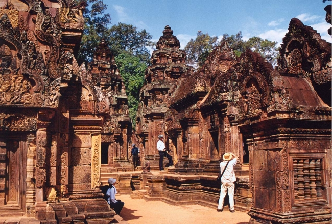 VIAJES GRUPALES A VIETNAM, CAMBOYA Y  TAILANDIA DESDE ARGENTINA - Siem Riep / Bangkok / Chiang Mai / Phuket / Bahía de Ha-Long / Da Nang / Delta del Río Mekong / Hanói / Ho Chi Minh / Hoi An / Hue /  - Buteler Viajes