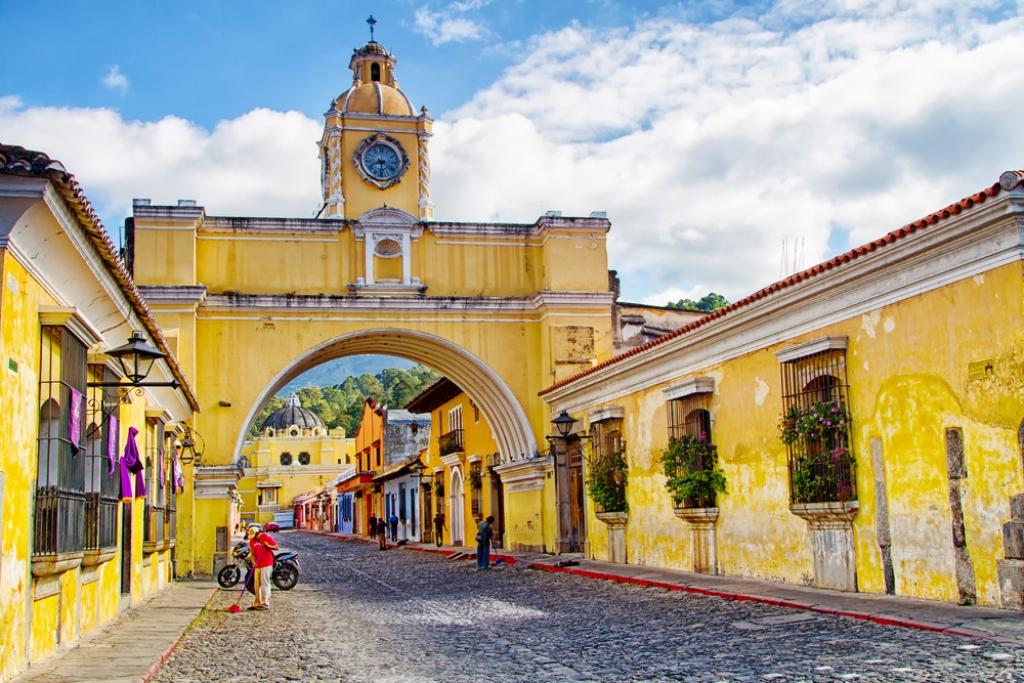 VIAJES GRUPALES A COSTA RICA, GUATEMALA Y PANAMA DESDE CORDOBA - Buteler Viajes